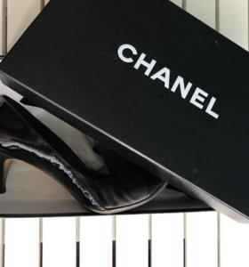 Туфли Chanel, оригинал, на 37р