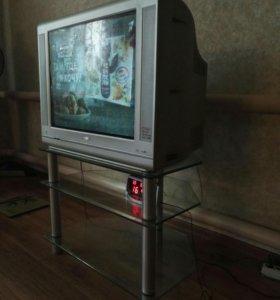 Телевизор philips и подставка