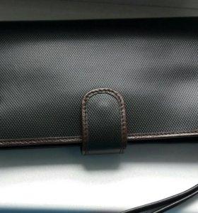 Новый клатч/портмоне натуральная кожа