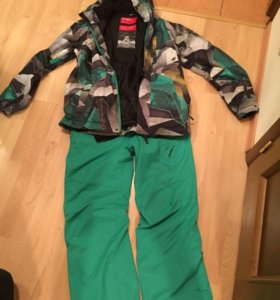 Комплект костюма для сноуборда