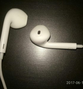 earpods срочно