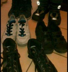 """Обувь """"Ecco"""""""
