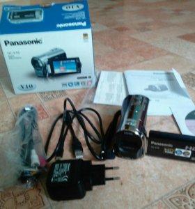 Видеокамера Panasonic HC-V10