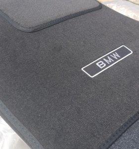 Коврики на Bmw 5 e60 (Бмв)