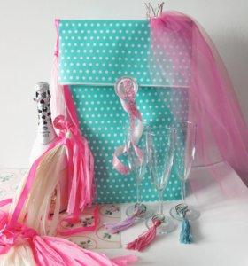 Подарочный набор невесте на свадьбу