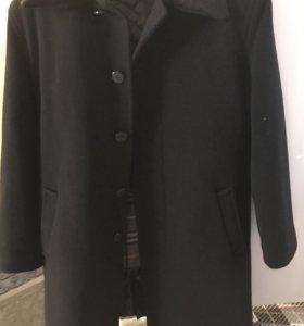 Пальто -кашемир