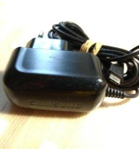 Зарядное устройство для Samsung, microUSB