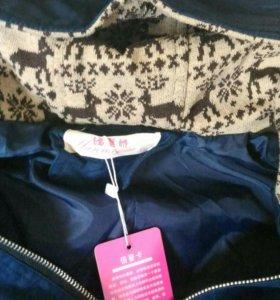 Куртка (ветровка) женская
