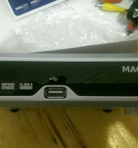 IPTV приставка высокой четкости MAG 250 mini