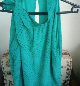 Блуза новая 46-48