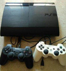 Playstation 3 Slim 500 гб