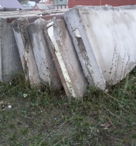 Панели стеновые утепленные