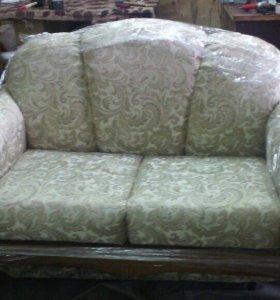 Ремонт мягкой мебели.Перетяжка сиденье автомобиля