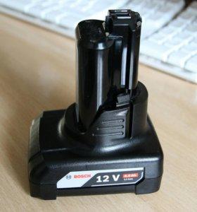 Аккумулятор Bosch 12V 4 Ah