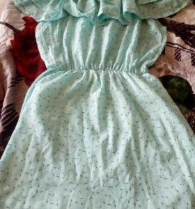 Комбинезон 600р платья