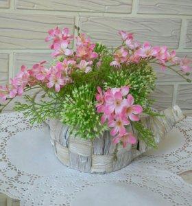 Декоративный чайник