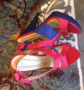 Туфли, босоножки, размер 39-40