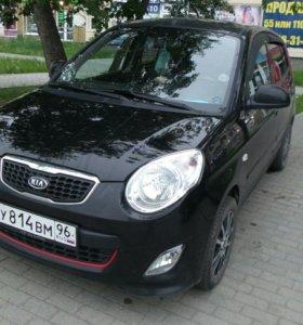 Kia Picanto 2010 мкпп Спортпакет