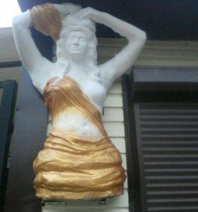 Изготовления статуй