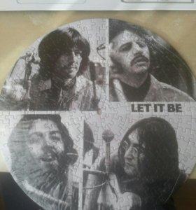 Паззл с Beatles