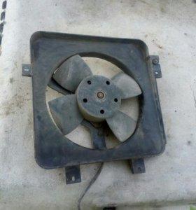 Вентилятор на ваз 2108-99