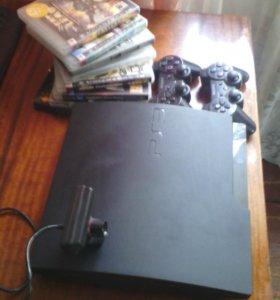 Игровая приставка sony PlayStation -3