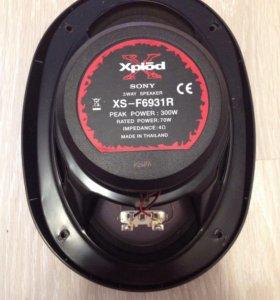 Sony Xplod xs-f6931r
