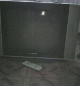 Телевизор на запчасти, но можно отремонтировать