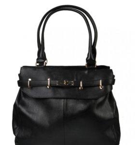 Новая женская чёрная сумка