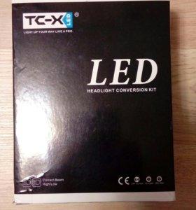 Светодиодные лампы H8/H11 .