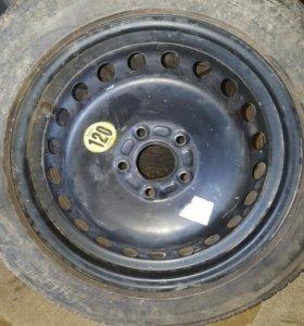 Шина на диске