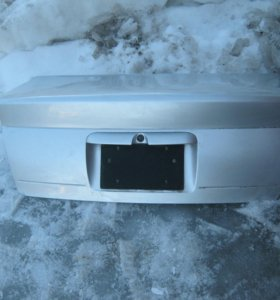 задняя крышка багажника ауди а4 б5