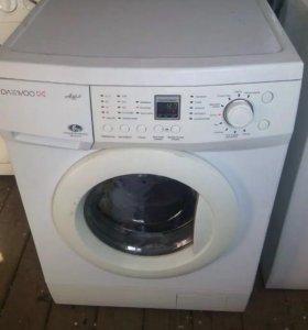 стиральная машинка daewoo dwd-m1017a ,6кг