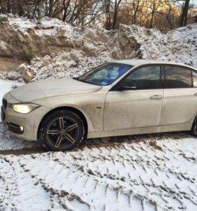 Комлект колёс BMW R17 / резина зима 255/50
