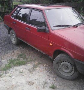 Ваз21099 (1993г)