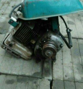 Двигатель для мотокультиватора