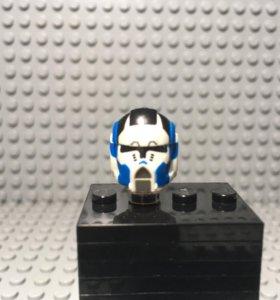 LEGO clone pilot helmet phase ll