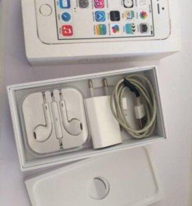 Коробка с документами IPhone 5s gold