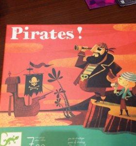Настольная игра Пираты Pirates