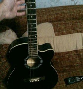 6-ти струнная акустическая гитара MARTINES