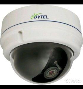 IP камера купольного исполнения