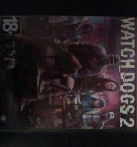 Продам WATCHDOGS2