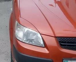 Реснички Kia Rio 2005-2011
