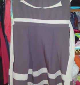 Летнее платье для беременной девушки