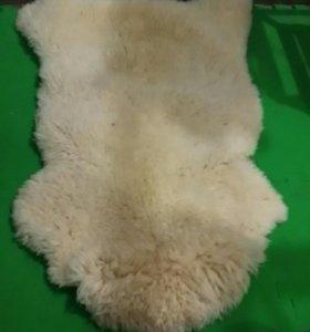 Шкура белого медведя(или овечья)