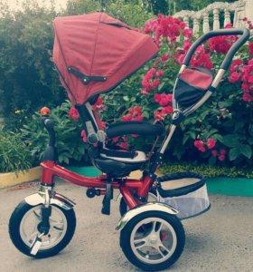 Велосипед детский трех колесный