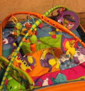 Развивающий коврик Tiny Love zoo
