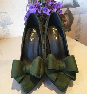 Очень милые туфельки