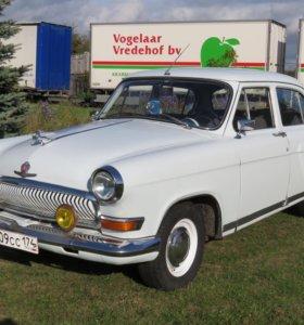 Волга ГАЗ 21
