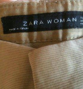 Стильные брюки (S) Zara